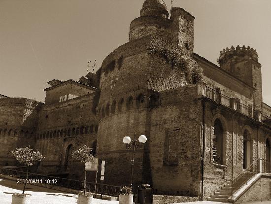 Vasto, Italy: Il Castello.
