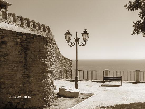 Vasto, Italy: Panorama stupende !!!