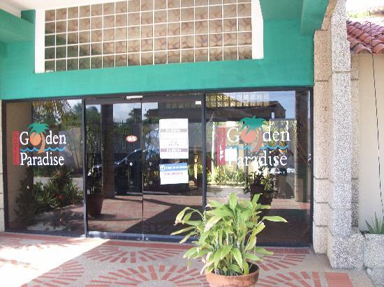 Hotel Golden Paradise : Sanciones al establecimiento