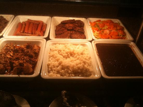 Hotel Riu Naiboa: la gastronomie locale quotidienne