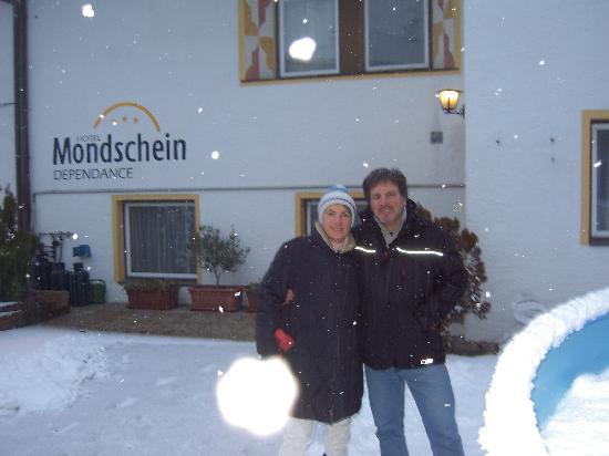 Hotel Mondschein: il nostro risveglio dopo una giornata di sole