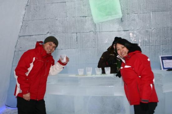 Hunderfossen Familiepark: scotch on the rocks w/o ice pls