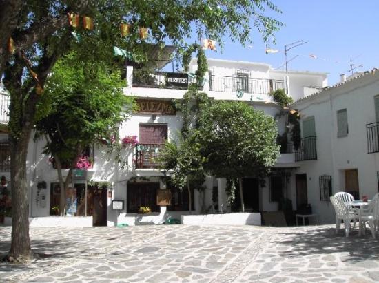 Pampaneira - Espanja