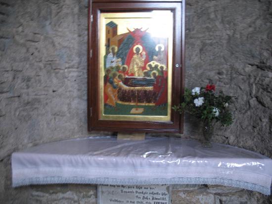 Meryemana (The Virgin Mary's House): Aonde Maria teve assunção