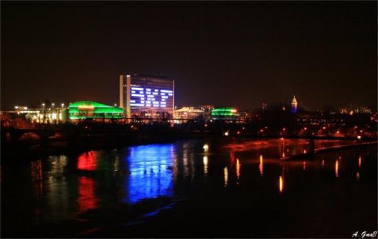 Schweinfurt, Germany: SKF :-D