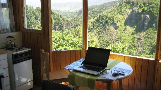 Coyhaique, Chile: Self contained room