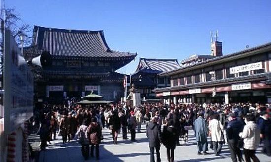 Kawasaki, Japan: 混雑時を避けて行くほうが良いと思います