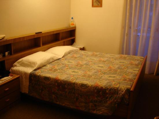 Hotel Ciampian: La camera