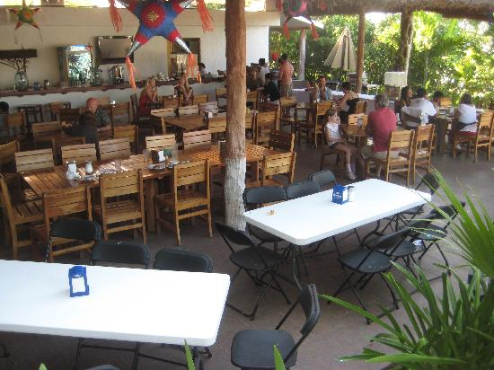 Sotavento Hotel & Yacht Club: Restaurant