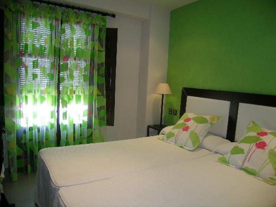 Casa Baños de la Villa: Room Vitalidad