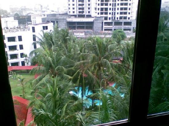 Hotel Danau Toba International : view