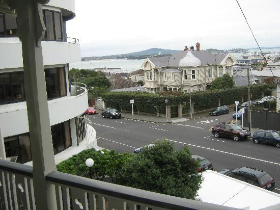 Herne Bay Bed & Breakfast: Photo from upstairs Apartment room