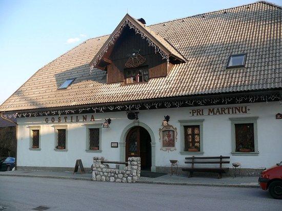 Photo of Gostilna Pri Martinu Kranjska Gora