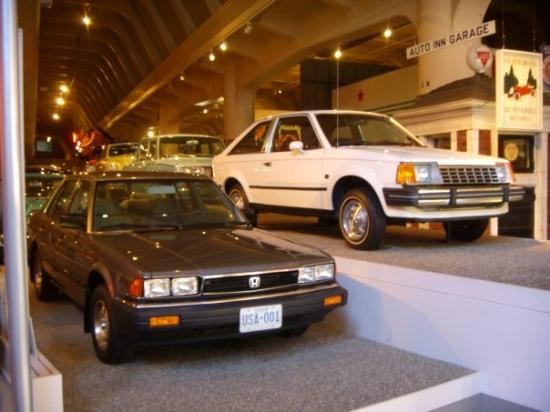 El Henry Ford: One of the first Ford Escorts & one of the first Honda Accords