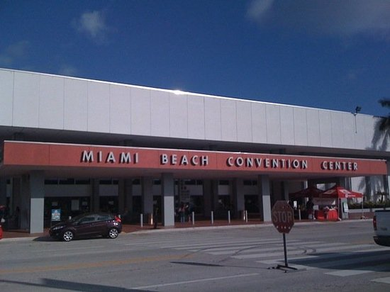 ‪Miami Beach Convention Center‬