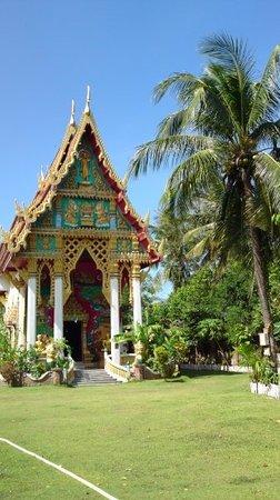 Ko Chang, Tailandia: Koh Chang, ThailandKlong Prao Temple