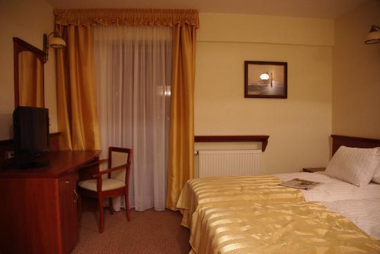 Conrad Hotel & Spa : Chambre