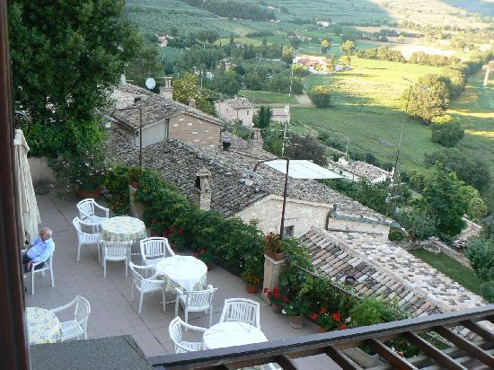 Hotel Il Cacciatore: From Room down to the Terrace