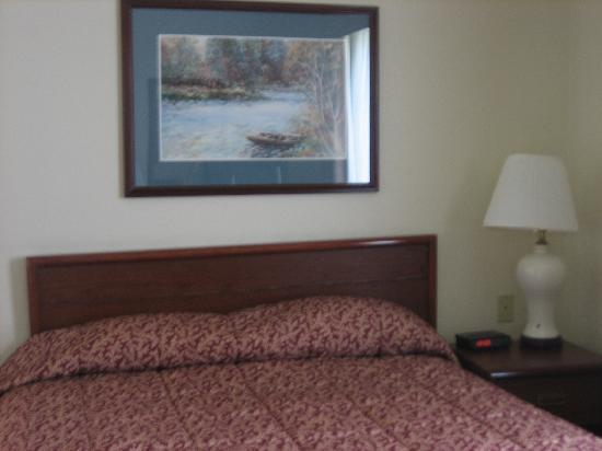 HYATT house Belmont/Redwood Shores: Bedroom