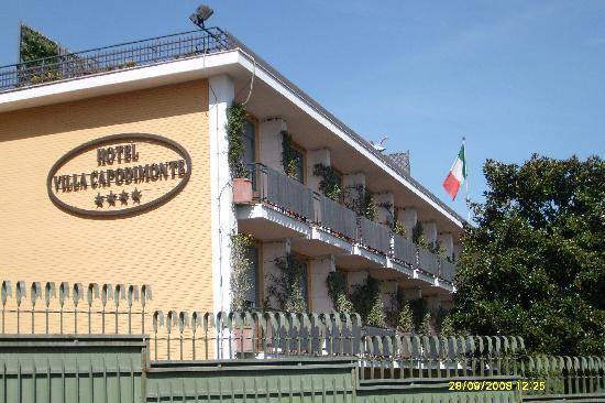 Culture Hotel Villa Capodimonte : L'albergo