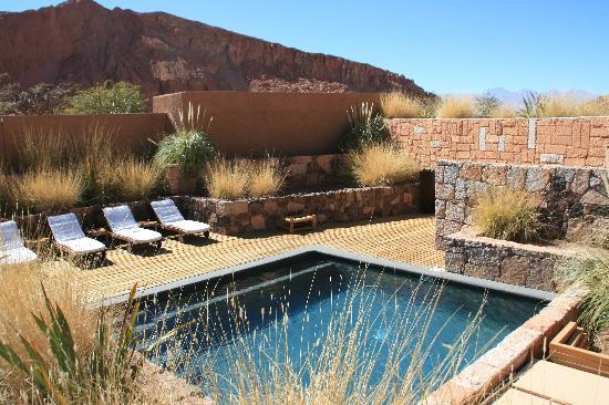 Alto Atacama Desert Lodge & Spa: One of the pools