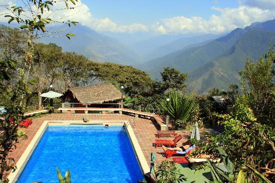 Hotel Esmeralda: Pool