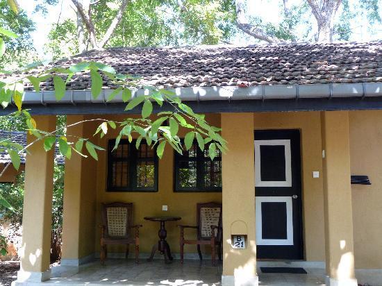 Habarana Village by Cinnamon: notre bungalow