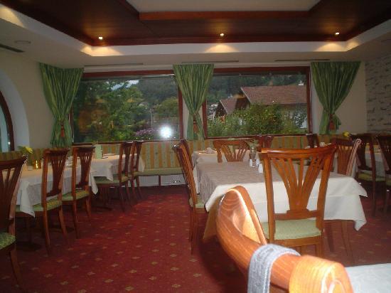 Hotel Mozart: restaurant