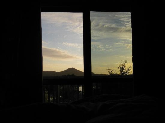 Bay of Islands Cottages: Not a bad view to wake up to