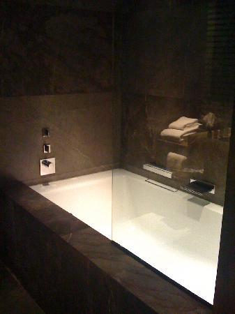Сан-Педро-Гарса-Гарсия, Мексика: Bathroom