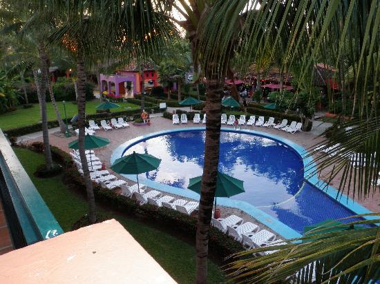 Bucerias, Mexico: View from our room