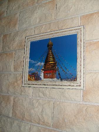 Restaurant Maharaja : SWAYAMBHUNATH