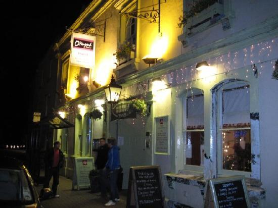The Ormond at Tetbury: Out Front