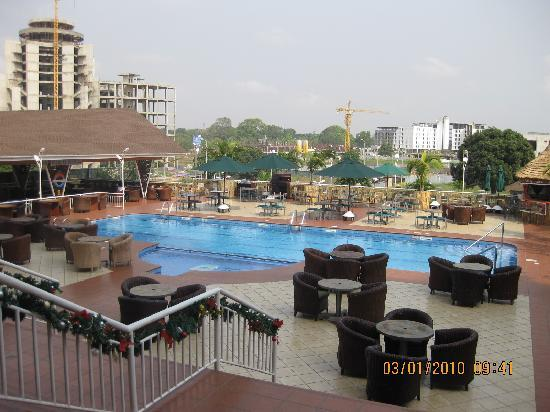 Holiday Inn Hotel Ghana
