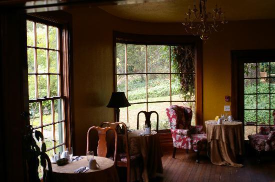 Campbell House, A City Inn: The Breakfast room