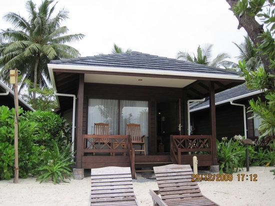 Royal Island Resort & Spa : Beach Villa
