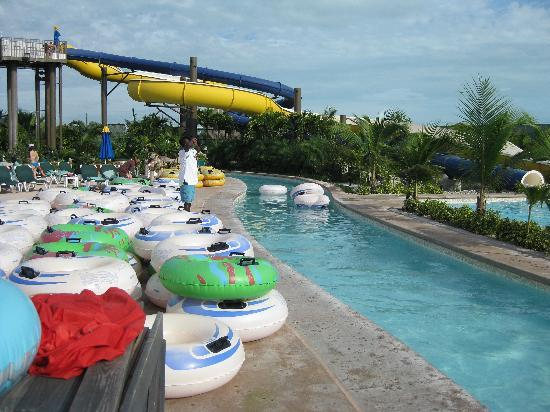The Water Park Picture Of Beaches Turks Caicos Resort