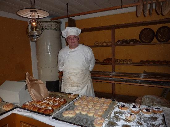 der Bäcker von Skansen  Picture of Stockholm, Stockholm