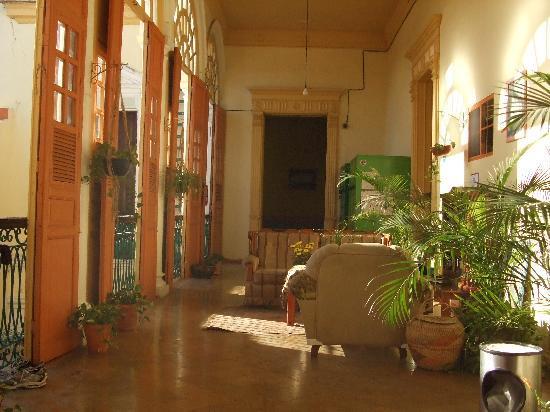 Hostal Zócalo: Hôtel Zocalo