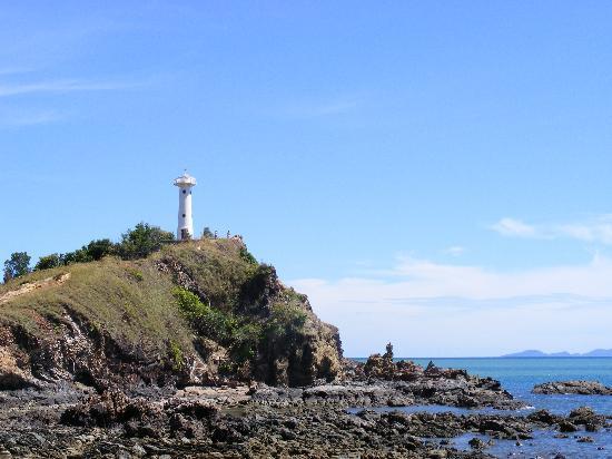 Chaw Ka Cher Tropicana Lanta Resort: Südspitze der Insel