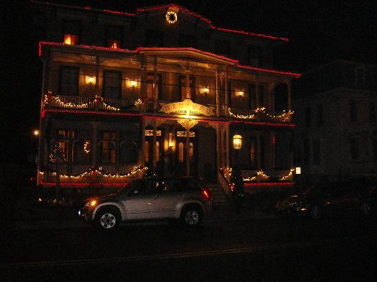 Bedford Inn at Christmas!
