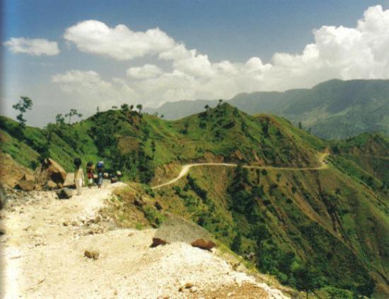 Jacmel, Haïti : Haiti
