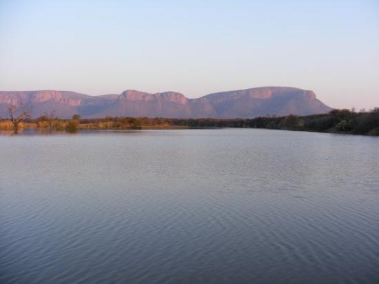 Thabazimbi, Южная Африка: Fish Eagle Dam