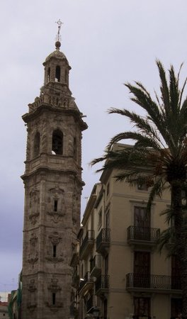 Santa Catalina Church (Iglesia de Santa Catalina)