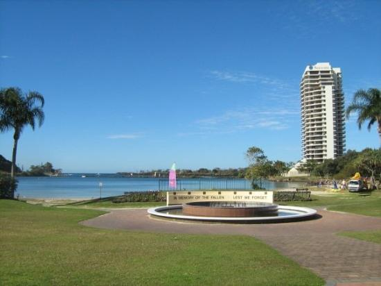 Coolangatta, Australië: Gold Coast!