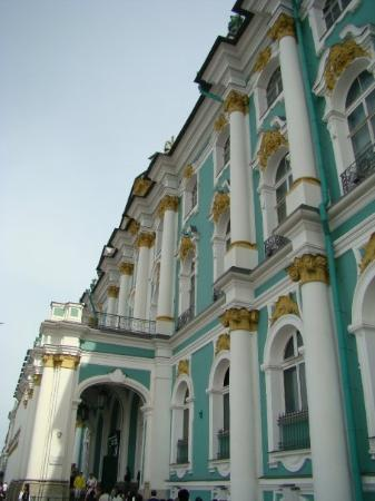 State Hermitage Museum and Winter Palace: State Hermitage Museum (Winter Palace)