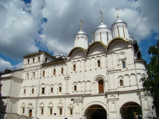 Church of the Twelve Apostles and Patriarch's Palace