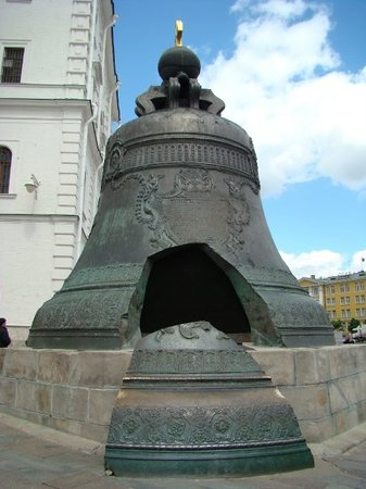 ‪Tsar Bell and Tsar Cannon‬