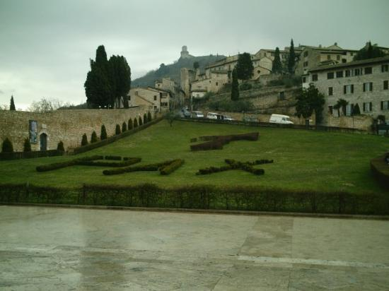 pax means peace picture of assisi province of perugia tripadvisor. Black Bedroom Furniture Sets. Home Design Ideas