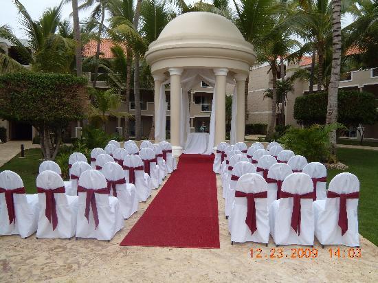 Wedding Preparation Picture Of Dreams Palm Beach Punta